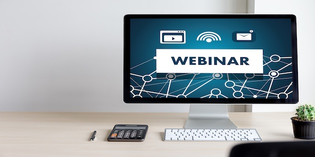 Upcoming webinars with Prudential