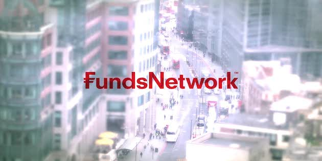 What scores are coming through on the service offered by FundsNetwork?...